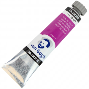 Tinta Óleo Van Gogh 20ml 567 Permanent Red Violet