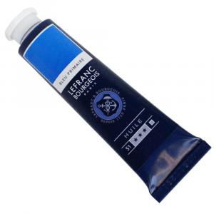 Tinta Óleo Fine Lefranc & Bourgeois 40ml 063 Primary Blue