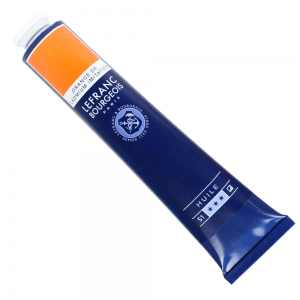 Tinta Óleo Fine Lefranc & Bourgeois 150ml 797 Cadmium Orange Hue