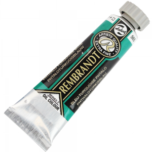 Tinta Óleo Rembrandt 15ml 565 Phth. Turquoise Blue - Série 3