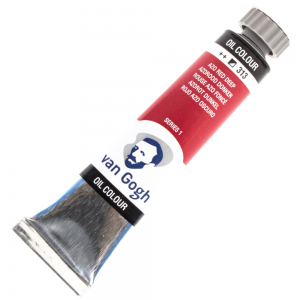Tinta Óleo Van Gogh 20ml 313 Azo Red Deep