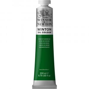 Tinta Óleo Winton 200ml Winsor & Newton 459 Oxide Chromium