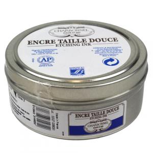 Tinta Para Gravura em Metal Charbonnel Óleo Cobalt Blue 200ml