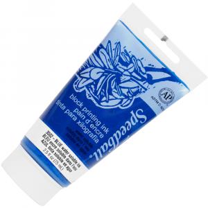 Tinta Para Xilogravura Speedball 75ml Azul 3502