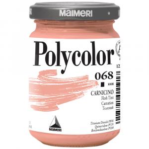 Tinta Acrílica Polycolor Maimeri 140ml 068 Flesh Tint
