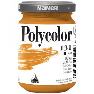 Tinta Acrílica Polycolor Maimeri 140ml 131 Yellow Ochre