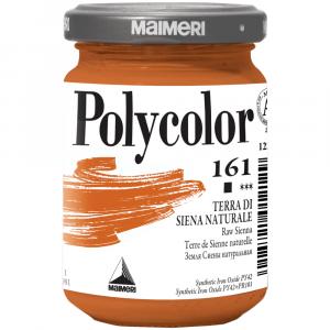 Tinta Acrílica Polycolor Maimeri 140ml 161 Raw Sienna