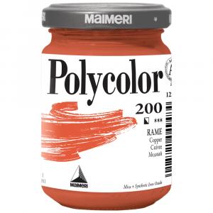 Tinta Acrílica Polycolor Maimeri 140ml 200 Copper