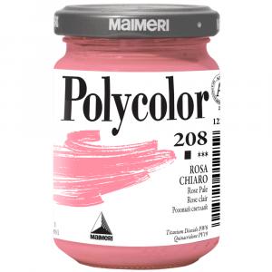 Tinta Acrílica Polycolor Maimeri 140ml 208 Rose Pale
