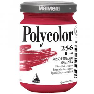 Tinta Acrílica Polycolor Maimeri 140ml 256 Primary Red Magenta