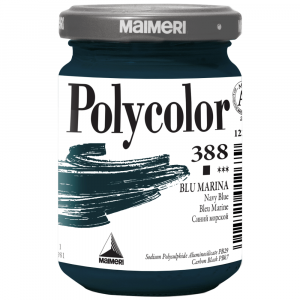 Tinta Acrílica Polycolor Maimeri 140ml 388 Navy Blue