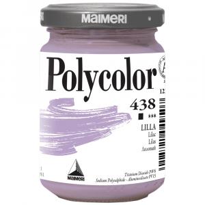Tinta Acrílica Polycolor Maimeri 140ml 438 Lilac