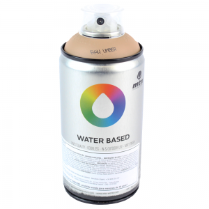 Spray Acrílico MTN Water Based 300ml RV137 Raw Umber