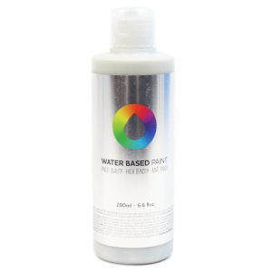 Tinta MTN Water Based Paint R-7040 Neutral Grey 200 ml