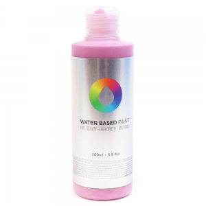 Tinta MTN Water Based Paint R-224 Blue Violet Light 200 ml