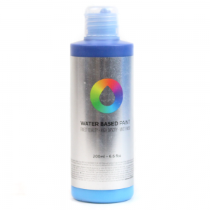 Tinta MTN Water Based Paint RV-30 Prussian Blue 200 ml