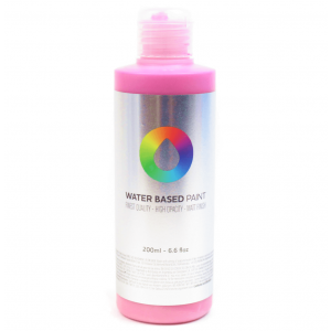 Tinta MTN Water Based Paint RV-4010 Quinacridone Magenta 200 ml