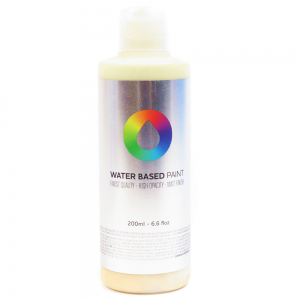 Tinta MTN Water Based Paint R-135 Naples Yellow 200 ml
