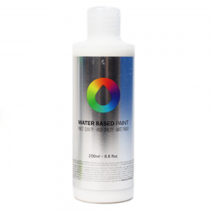 Tinta MTN Water Based Paint Titanium White 200 ml