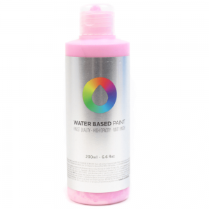 Tinta MTN Water Based Paint R-211 Quinacridone Rose 200 ml