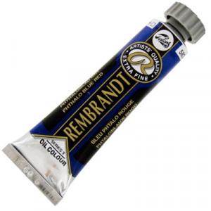 Tinta Óleo Rembrandt 15ml 583 Phthalo Blue Red - Série 3