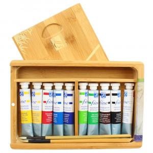 Tinta Óleo Lefranc & Bourgeois Natura Box