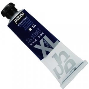 Tinta  a Óleo Pébéo XL Studio 14 Azul Ultramar 37ml