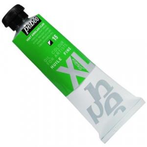 Tinta  a Óleo Pébéo XL Studio 15 Verde Inglês Claro 37ml