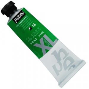 Tinta  a Óleo Pébéo XL Studio 16 Verde Cadmio Imit 37ml