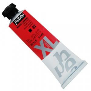 Tinta  a Óleo Pébéo XL Studio 32 Vermelho Luminoso 37ml