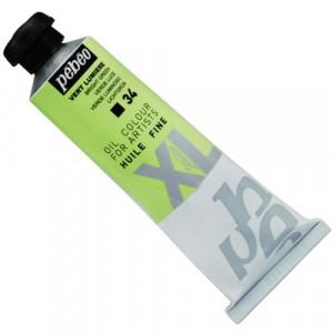 Tinta  a Óleo Pébéo XL Studio 34 Verde Luminoso 37ml