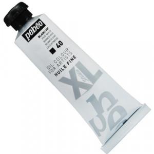 Tinta  a Óleo Pébéo XL Studio 40 Branco Vivo 37ml
