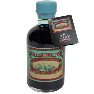Tinta Para Caneta Tinteiro Herbin Edição 350 anos 500ml Vert Resed