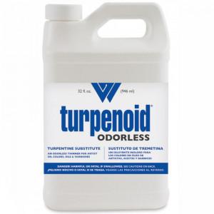 Turpenoid Odorless 946ml Weber Art