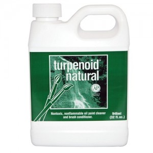 Turpenoid Natural 946ml Weber Art