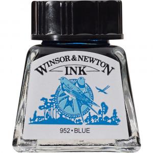 Tinta para Desenho Winsor & Newton 14ml Blue 032