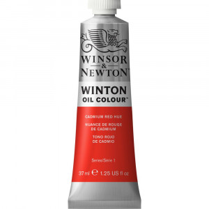 Tinta Óleo Winton 37ml 095 Cadmium Red Hue