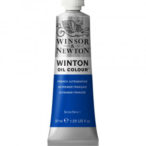 Tinta Óleo Winton 37ml 263 French Ultramarine