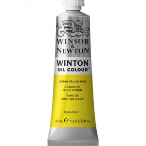 Tinta Óleo Winton 37ml 346 Lemon Yellow Hue