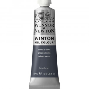Tinta Óleo Winton 37ml 465 Payne's Gray