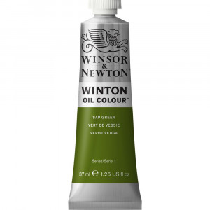 Tinta Óleo Winton 37ml 599 Sap Green