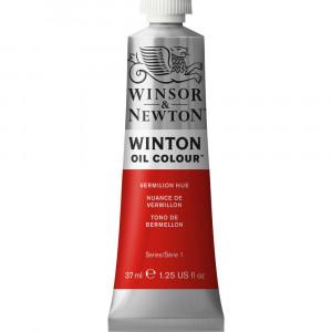 Tinta Óleo Winton 37ml 682 Vermilion Hue