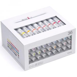 Marcador Pigment Marker Winsor & Newton 36 Cores