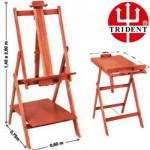 Cavalete Pintura Estúdio Articulado Trident 12338