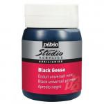 Gesso Negro Acrílico Pébéo 500ml