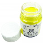 Tinta Guache Para Caligrafia Talens 16ml 205 Lemon Yellow (P)