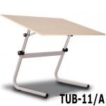 Mesa Para Desenho Tub 11/A 100x80cm PA-100 Trident