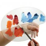 Paleta Acrílica Para Pintura