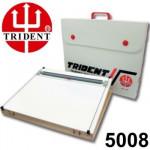 Prancheta Portátil Trident A1 Régua Paralela 5008