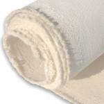 Rolo de Tecido em Algodão Para Tela Preparada 1,65 x 1 metro Linear